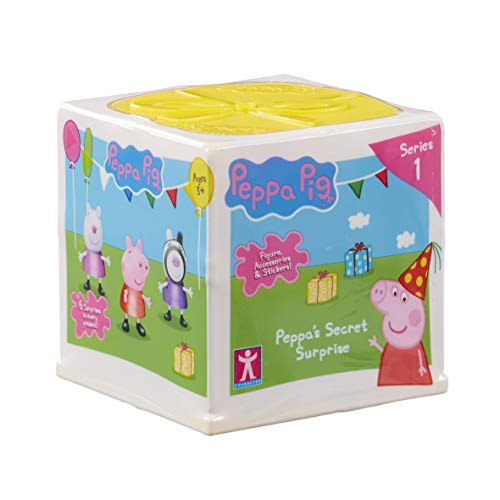 Peppa Pig 06920 PEPPA'S Secret Surprise-Styles May Vary, Colours