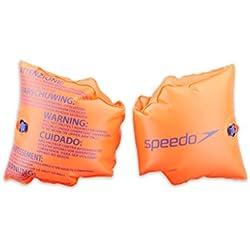 Speedo 8069201288 Manguitos, Unisex niños, Naranja, 2-6