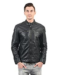 U.S. Polo Assn. Men Casual Jacket(_8907538675576_Black_M _)