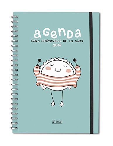 Agenda anual 2018 Croqueta y Empanadilla