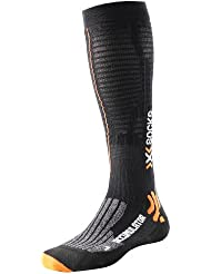 X-Socks Accumulator,  Uomo, Nero, 42/44