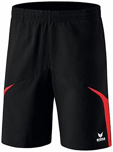 Erima Herren Oberbekleidung Razor 2.0 Shorts, schwarz, L, 109606