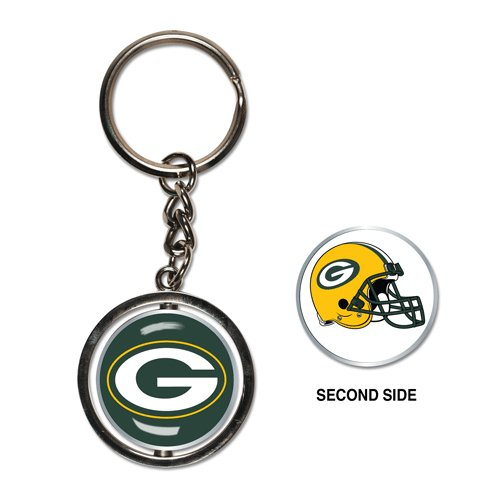 Wincraft NFL Keyring Spinner Green Bay Packers