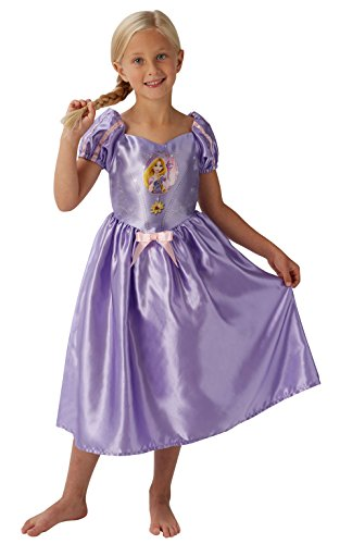 Kostüme Rapunzel Toddler (Rubie's Offizielles Kinder-Kostüm, Disney Princess)