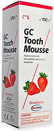 GC Tooth Mousse - Strawberry - 40g/35ml