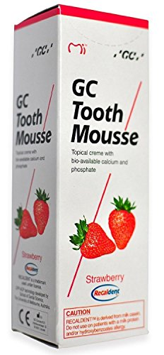 GC Tooth Mousse (Strawberry) (40g/35mL