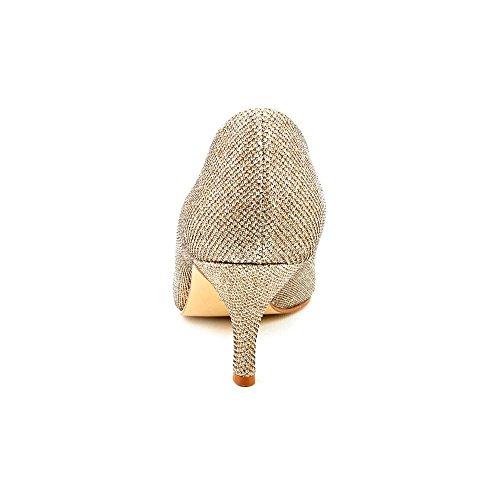 Caparros, Scarpe col tacco donna Champagne Sparkle