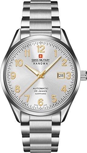 SWISS MILITARY-HANOWA Herren-Armbanduhr 05-5287.04.001