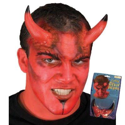 Preisvergleich Produktbild Teufel Hörner Kautschukkleber