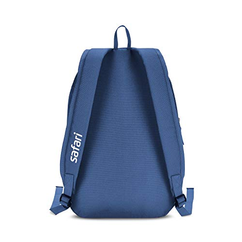 SAFARI 15 Ltrs Denim Blue Casual Backpack (DAYPACKNEO15CBDNB) Image 4