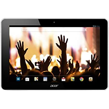 "Acer Iconia A3 16 GB - Tablet de 10.1"" (Quad-Core, Bluetooth, WiFi, 16 GB, 5Mp, Android), blanco"