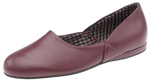Sleepers , Chaussons pour homme Rouge - Bordeaux