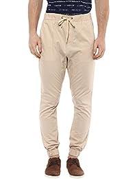 Urban Eagle By Pantaloons Men Cotton Pants
