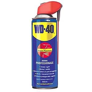 410NwpPnl L. SS300 WD-40 Prodotto Multifunzione - Lubrificante Spray con Sistema Professionale Doppia Posizione - 500 ml