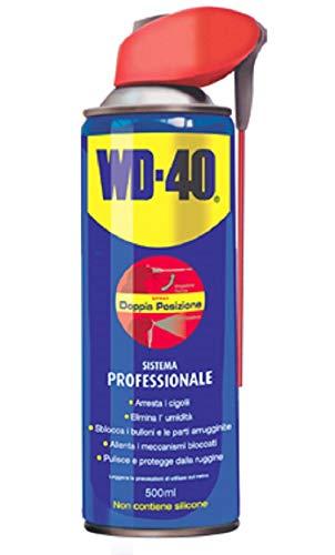 WD-40 Prodotto Multifunzione - Lubrificante Spray con...