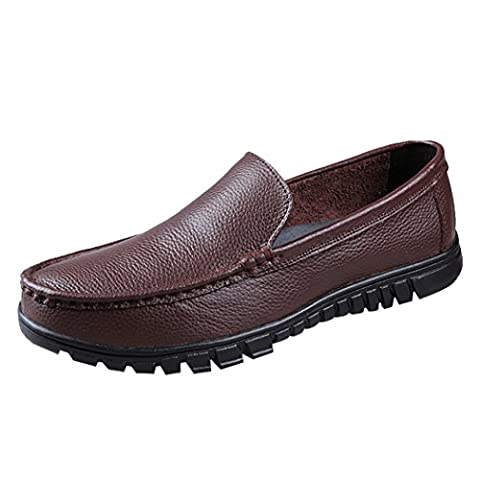 WALK-LEADER , Mocassins pour homme - marron - marron, 42