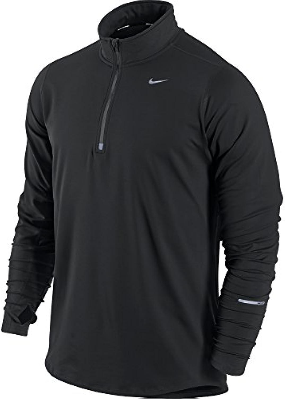 Nike Langärmliges Laufshirt Laufshirt Laufshirt Element 1 2 Zip, Maglia Unisex Bambini | Folle Prezzo  2ec3e9