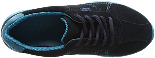 Hotter - Solar, Scarpe da ginnastica Donna Blue (Blue)