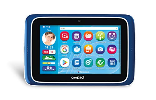 tablet bambini 3 anni Clementoni- Clempad Go 8 8.0 Tablet
