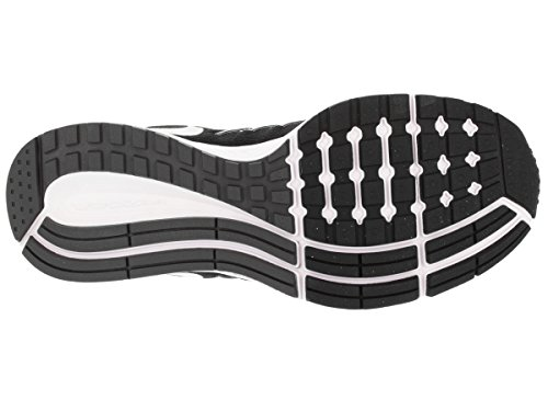Nike Zoom Pegasus 32 (Gs), Scarpe da Corsa Bambini e Ragazzi, Nero, 38 EU Nero / Bianco / Grigio (Black / White-Dark Grey-Pr Pltnm)