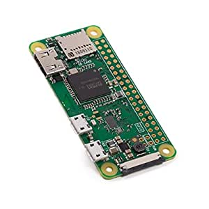 Raspberry Pi Zero W Development board - Built-in WiFi & Bluetooth