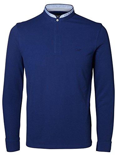 SELECTED Herren Poloshirt Blau