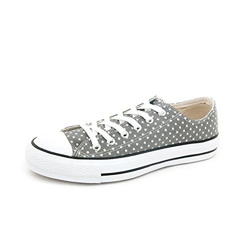 Chaussures de toile plat d'automne/Chaussure respirante/Sneakers haut bas C