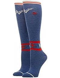 DC Comics Wonder Woman Warrior Knee High Socks