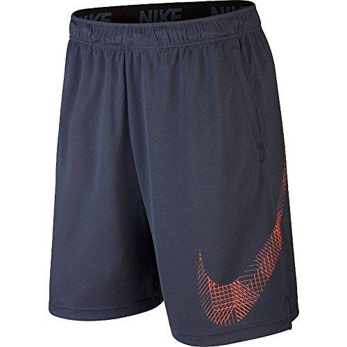 Nike Herren Dry Sp18 GFX 1 Shorts, Thunder Blue, M