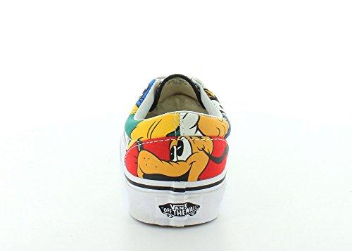 Vans  U AUTHENTIC DISNEY,  Unisex-Erwachsene Sneaker Rot - mickey mouse
