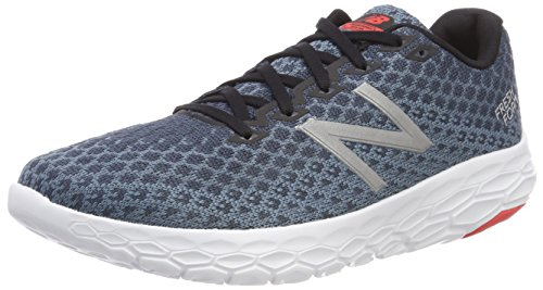New Balance Fresh Foam Beacon Neutral, Zapatillas de Running para Hombre, Azul (Petrol/Flame/White PF), 42 EU