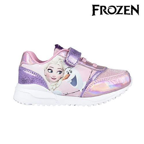 Cerdá Ligera Frozen, Zapatillas para Niñas, Rosa C07, 24 EU