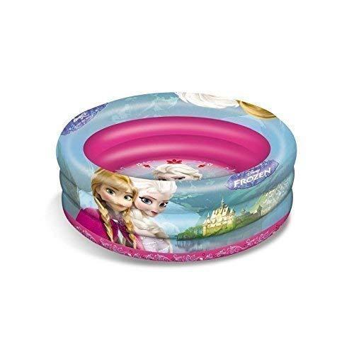 kleiner Aufblasbarer Pool / Aufblaspool / Babypool / Planschbecken Disneys Frozen die Eiskönigin mit Anna und Elsa