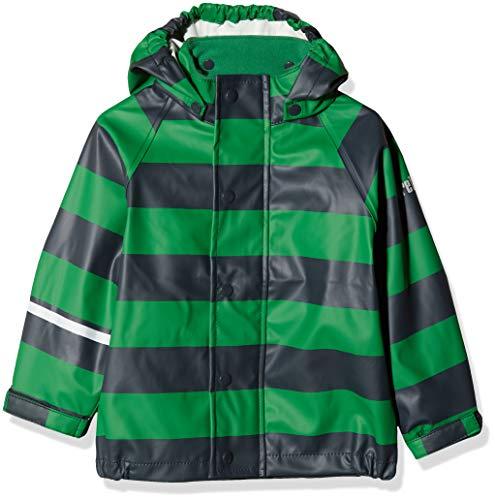 CareTec Kinder wasserdichte Regenjacke (verschiedene Farben) Mehrfarbig (Amazon 911), Herstellergröße: 116