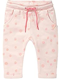 Noppies Baby-Mädchen Hose G Pant Sweat Tapered Dix