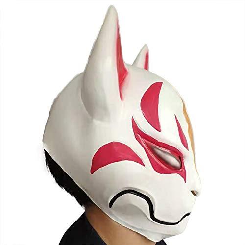 Fox Mask Geeignet für Maskeradenpartys, Kostümpartys, Karneval, Weihnachten, Ostern, Halloween, Bühnenauftritte, Basteldekorationen