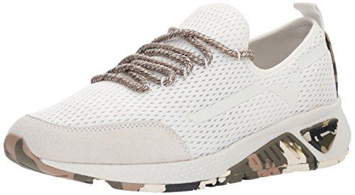 S Tessuto Sneakers SKB Bianco Diesel Bianco Kby tecnico Uomo aUWEpxqO