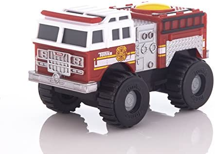 Tonka 06659 Climb Fire Rescue comme Unique véhicule Playset | New Style