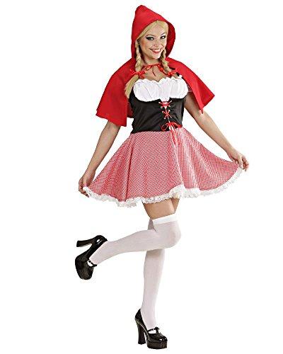 Costume Carnevale Donna Cappuccetto Rosso PS 22931-M