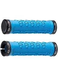 Chooee Azul 2 Pare BMX MTB Cycle Bicicleta de Montaña Mango de la Barra de Goma Extremo Grip