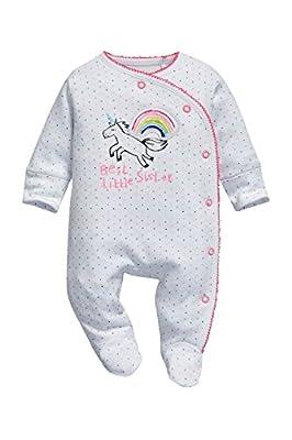 next Bebé Niña Pijama Little Sister Con Unicornio (0-18 Meses) Estándar
