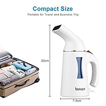 Travel Steam Travel Iron Smoother With 130 Ml Water Tank For Travel & Holiday & Home 3