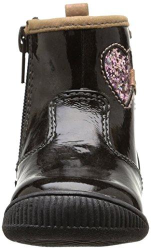 Sucre d'Orge Anon, Boots bébé fille Gris