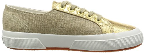 Scarpe Le Superga - 2750-linmetw NATURAL-GOLD
