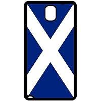 Cool National Flag Scotland / Scottish Samsung Galaxy Note 3 N9005 Best Durable Custodia Caso For