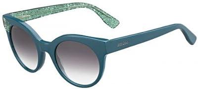 Jimmy Choo Gafas de Sol MIRTA/S 5M Q4S 49_Q4S (49 mm) Azul