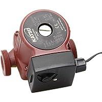 Katsu 151711 Bomba de circulación de agua caliente Calefacción bomba de circulación para sistema de calefacción central