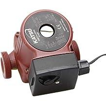 Katsu 151711 Bomba de circulación de agua caliente Calefacción bomba de circulación para sistema de calefacción