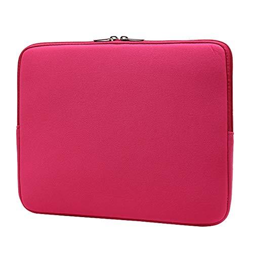 Laptop-Schutzhülle, für Eine Bildschirmdiagonale von 17,Rosa 2