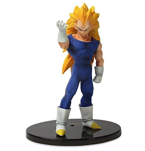 "Banpresto Dragon Ball Heroes Figure with Card 6"" Super Saiyan Vegeta Action Figure 2"